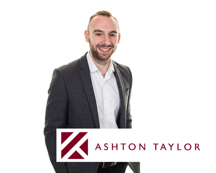 Tom Ashton, Ashton Taylor Mortgages